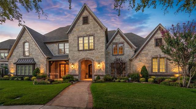 646 Castle Rock Drive, Southlake, TX 76092 (MLS #14415336) :: North Texas Team | RE/MAX Lifestyle Property