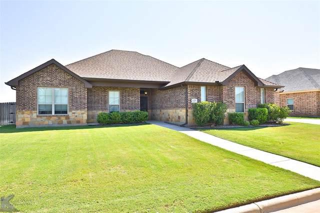 6625 Tradition Drive, Abilene, TX 79606 (MLS #14415510) :: The Paula Jones Team | RE/MAX of Abilene