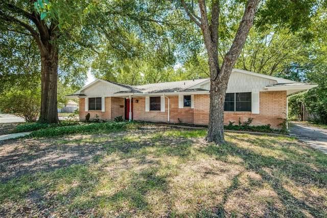 1503 Sunnybrook Drive, Irving, TX 75061 (MLS #14416411) :: The Kimberly Davis Group