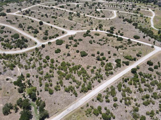 Lot 1 Split Rail Drive, Possum Kingdom Lake, TX 76449 (MLS #14416430) :: The Hornburg Real Estate Group