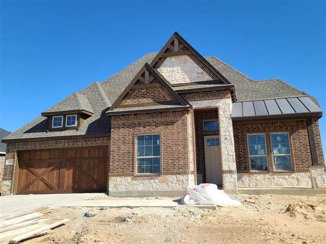106 Saddle Ridge Drive, Godley, TX 76044 (MLS #14416871) :: Real Estate By Design