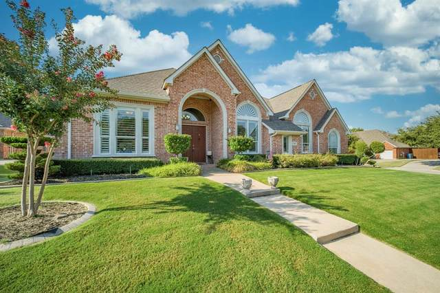 2413 Travis Court, Flower Mound, TX 75028 (MLS #14417426) :: The Kimberly Davis Group