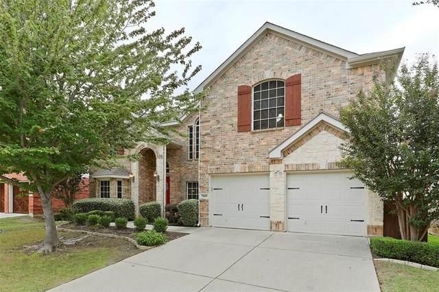 7605 Hinkley Oak Drive, Denton, TX 76208 (MLS #14417507) :: The Daniel Team
