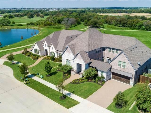 4540 Honeyvine Lane, Prosper, TX 75078 (MLS #14418234) :: The Kimberly Davis Group