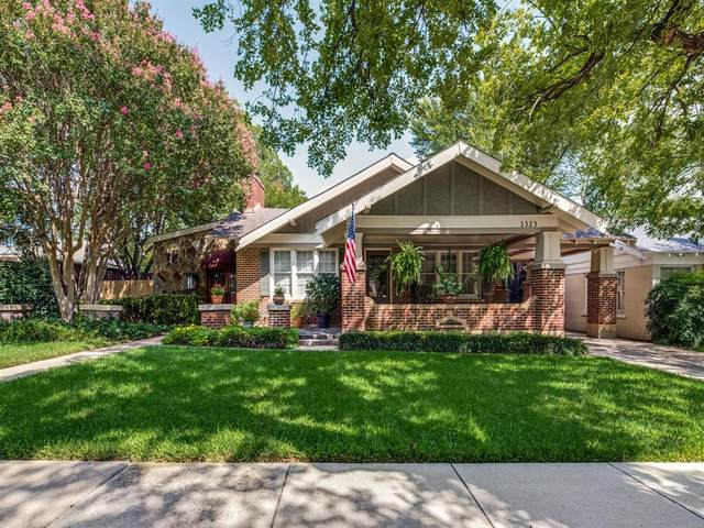 1323 Clover Lane, Fort Worth, TX 76107 (MLS #14418650) :: North Texas Team | RE/MAX Lifestyle Property