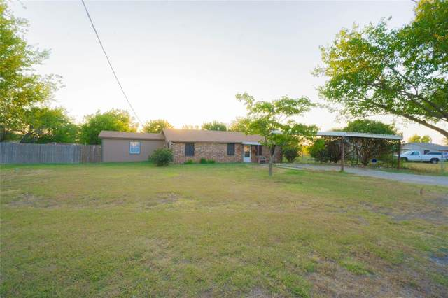 503 Green Acres Road, Weatherford, TX 76088 (MLS #14418658) :: DFW Select Realty