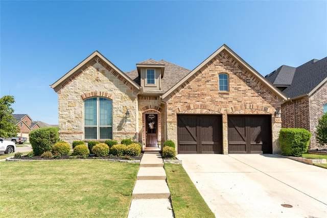 1536 8th Street, Argyle, TX 76226 (MLS #14419220) :: North Texas Team | RE/MAX Lifestyle Property