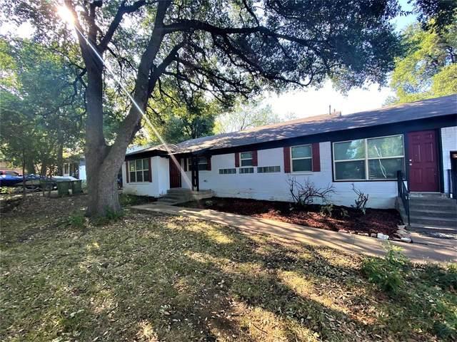 400 Parkview Drive, Arlington, TX 76010 (MLS #14419322) :: The Kimberly Davis Group