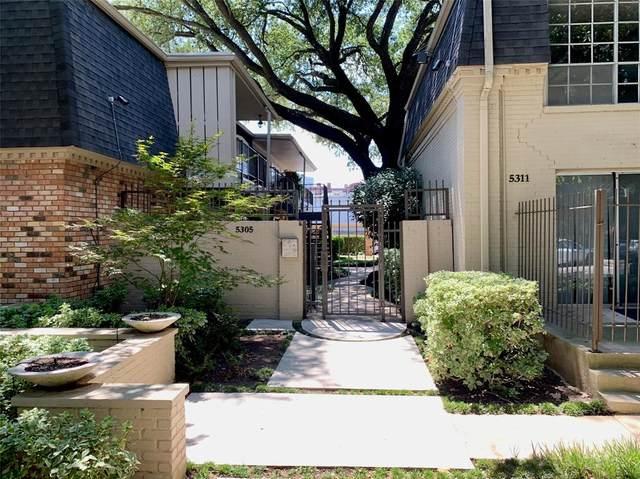 5311 Fleetwood Oaks Avenue #267, Dallas, TX 75235 (MLS #14419656) :: The Mauelshagen Group