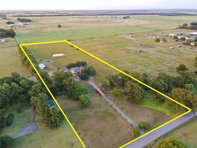10817 Strittmatter Road, Pilot Point, TX 76258 (MLS #14419997) :: RE/MAX Landmark