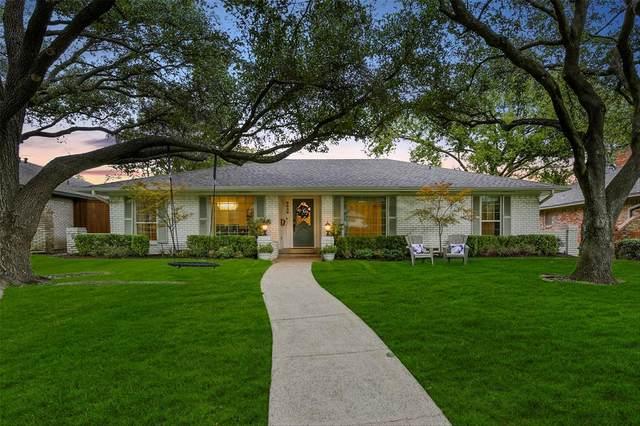 9339 Seagrove Drive, Dallas, TX 75243 (MLS #14420420) :: Frankie Arthur Real Estate