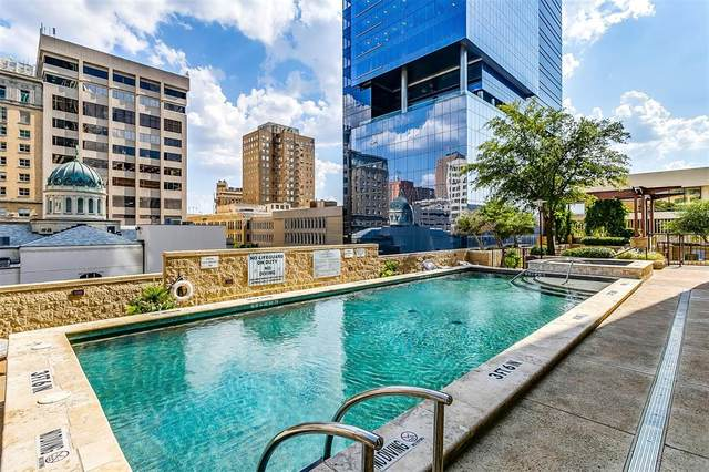 500 Throckmorton #3307, Fort Worth, TX 76102 (MLS #14420471) :: Trinity Premier Properties