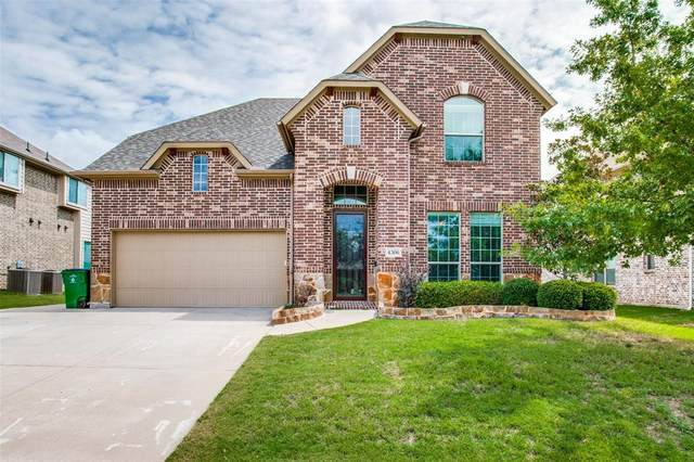 4306 Spruce Road, Melissa, TX 75454 (MLS #14420493) :: The Mitchell Group