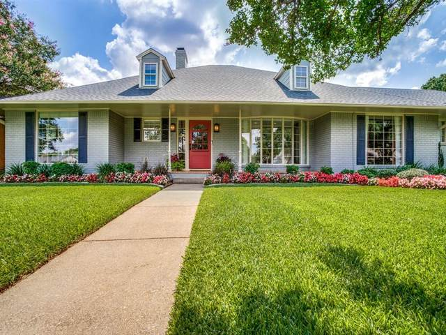 7632 Maplecrest Drive, Dallas, TX 75254 (MLS #14421716) :: Trinity Premier Properties