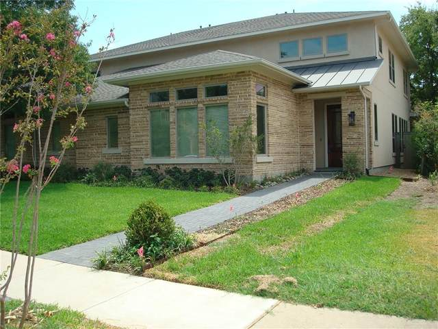 6516 Del Norte Lane, Dallas, TX 75225 (MLS #14422038) :: Frankie Arthur Real Estate