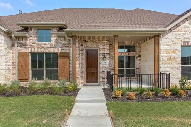 416 Lavender Lane, Fairview, TX 75069 (MLS #14422235) :: The Hornburg Real Estate Group