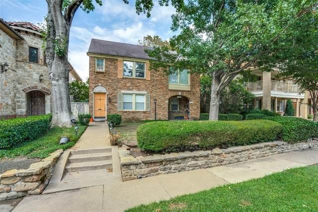 4025-27 Herschel Avenue, Dallas, TX 75219 (MLS #14422476) :: Team Tiller