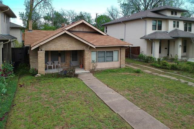 5213 Miller Avenue, Dallas, TX 75206 (MLS #14423100) :: Maegan Brest | Keller Williams Realty