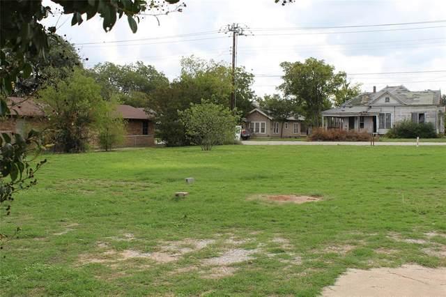 1316 Vincent Street, Brownwood, TX 76801 (MLS #14423419) :: The Hornburg Real Estate Group