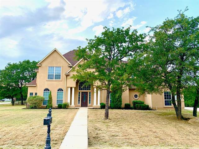 124 Parkers Court, Runaway Bay, TX 76426 (MLS #14424421) :: The Chad Smith Team