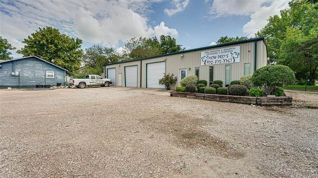 201 E Decatur Street, Ennis, TX 75119 (MLS #14424720) :: Maegan Brest | Keller Williams Realty