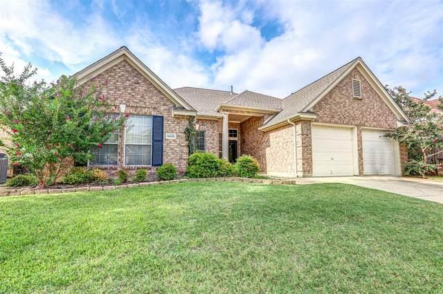 5425 Glen Canyon Road, Fort Worth, TX 76137 (MLS #14425225) :: Frankie Arthur Real Estate