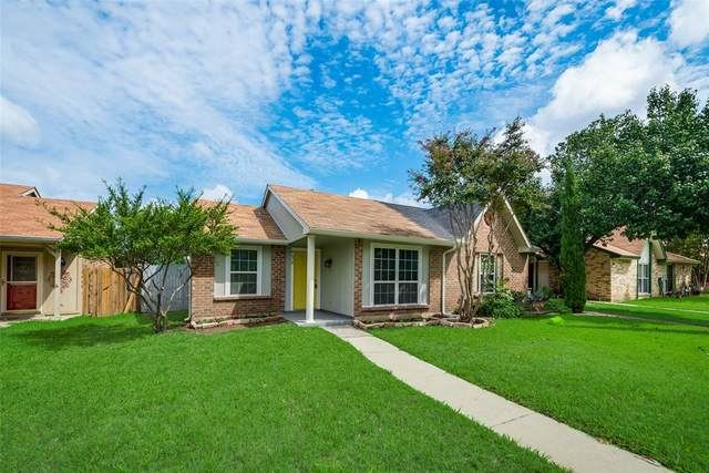 4624 Chapman Street, The Colony, TX 75056 (MLS #14425509) :: The Mitchell Group