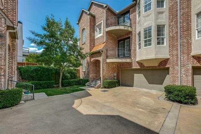 3951 Travis Street, Dallas, TX 75204 (MLS #14425576) :: Trinity Premier Properties