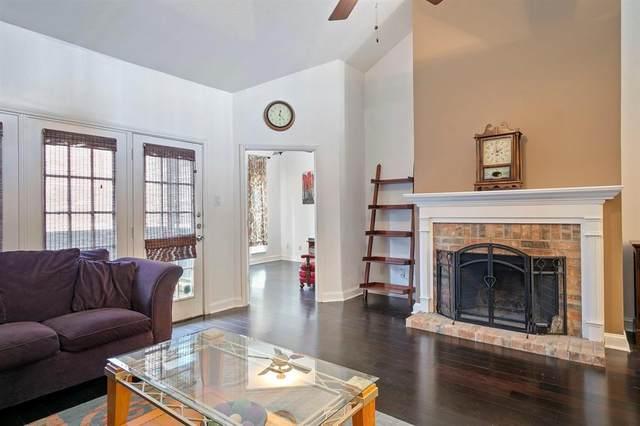 12660 Hillcrest Road #5202, Dallas, TX 75230 (MLS #14425774) :: Frankie Arthur Real Estate