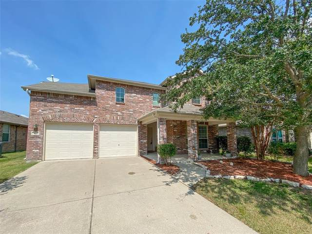 1427 Canary Drive, Little Elm, TX 75068 (MLS #14425830) :: Frankie Arthur Real Estate