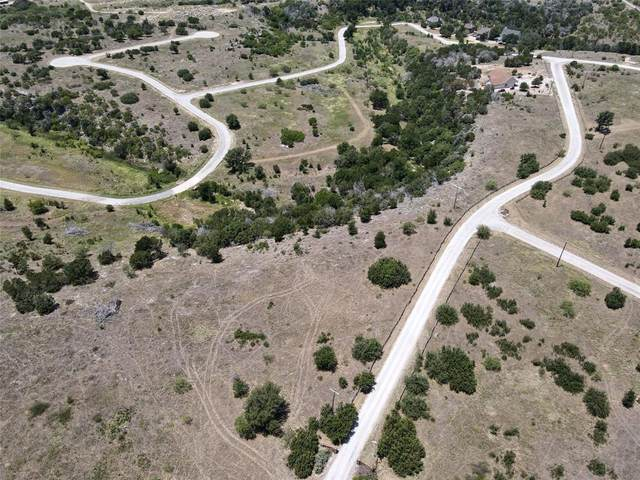 Lot 12 Split Rail Drive, Possum Kingdom Lake, TX 76449 (MLS #14426723) :: The Hornburg Real Estate Group