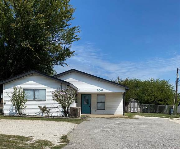706 E Quinlan Parkway, Quinlan, TX 75474 (MLS #14426811) :: All Cities USA Realty