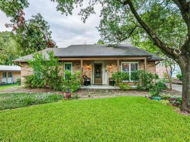 7220 Walling Lane, Dallas, TX 75231 (MLS #14426901) :: Real Estate By Design