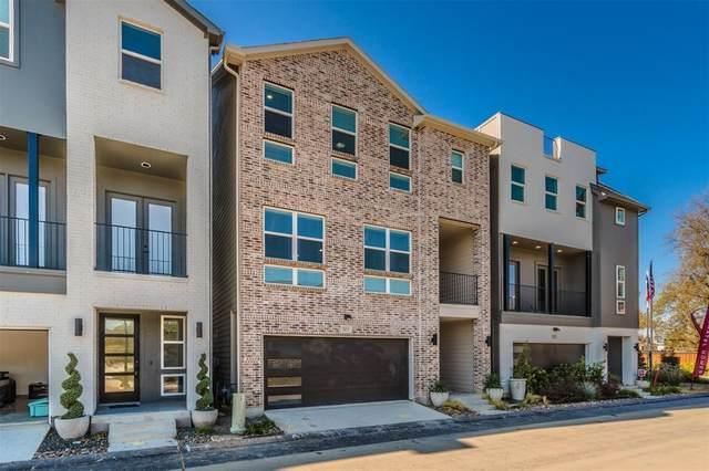 2633 La Altura Lane, Dallas, TX 75212 (MLS #14427745) :: The Mitchell Group