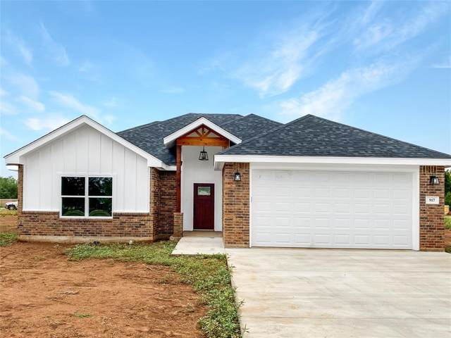 917 8th Street, Tuscola, TX 79562 (MLS #14427751) :: Real Estate By Design
