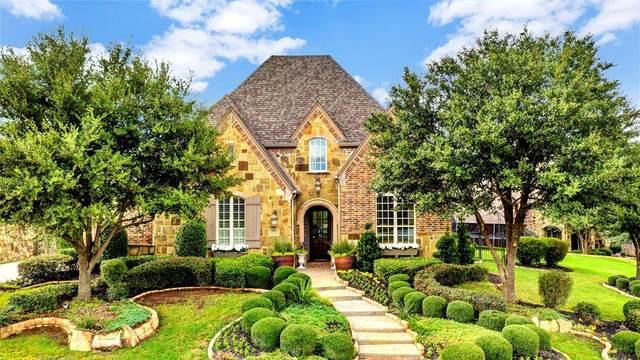 3981 Arches Lane, Prosper, TX 75078 (MLS #14427881) :: The Kimberly Davis Group