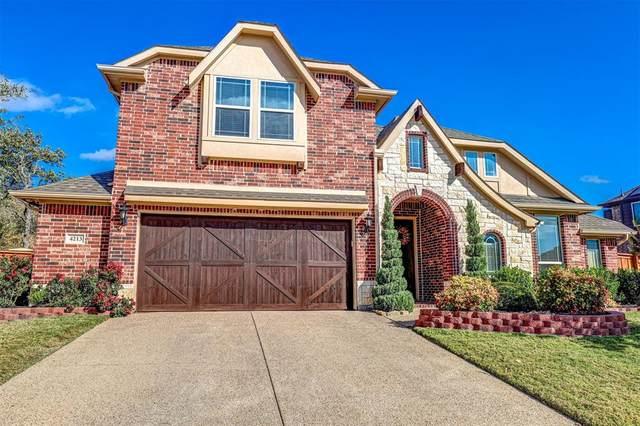 4213 Ashburn Way, Fort Worth, TX 76244 (MLS #14427935) :: The Paula Jones Team | RE/MAX of Abilene