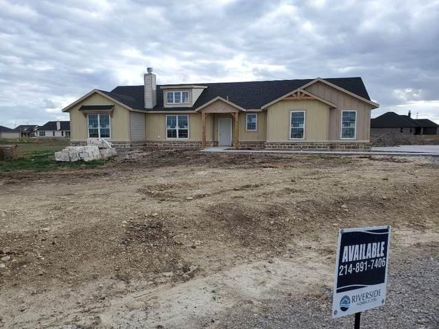 177 Oak Grove Drive, Rhome, TX 76078 (MLS #14428511) :: Potts Realty Group
