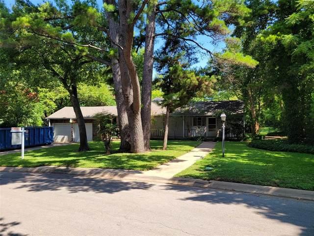 600 Eastwood Avenue, Fort Worth, TX 76107 (MLS #14428550) :: RE/MAX Landmark