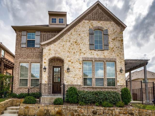 279 Moorland Drive, Richardson, TX 75080 (MLS #14428674) :: Potts Realty Group