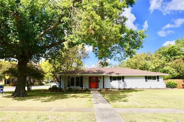 1124 Parkhaven Drive, Richardson, TX 75080 (MLS #14429191) :: Real Estate By Design