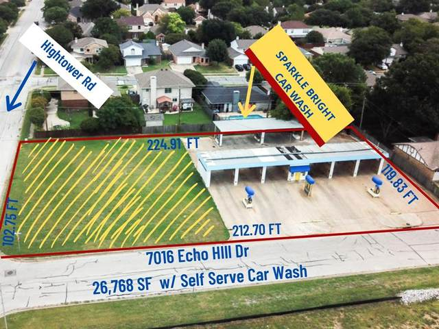 7016 Echo Hill Drive, Watauga, TX 76148 (MLS #14429386) :: Justin Bassett Realty