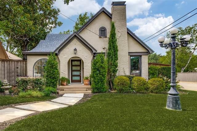 5327 Bradford Drive, Dallas, TX 75235 (MLS #14429405) :: Bray Real Estate Group