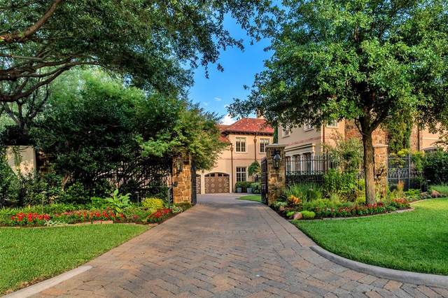 9918 Avalon Creek Court, Dallas, TX 75230 (MLS #14429818) :: The Tierny Jordan Network