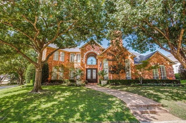 6429 Shady Oaks Lane, Plano, TX 75093 (MLS #14429852) :: The Chad Smith Team