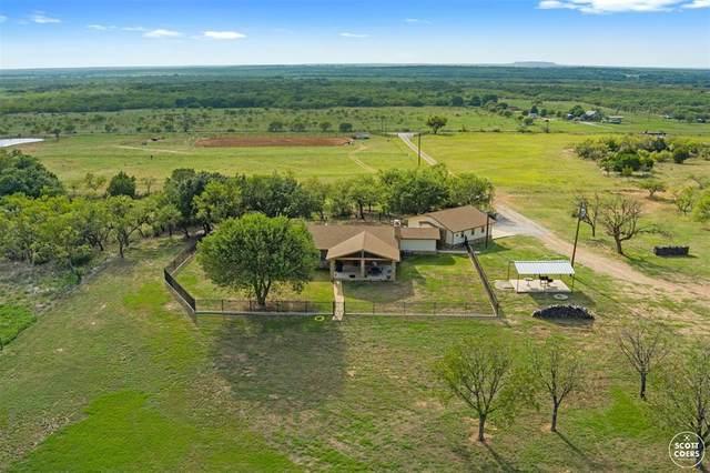 481 County Road 175, Bangs, TX 76823 (MLS #14430376) :: The Kimberly Davis Group