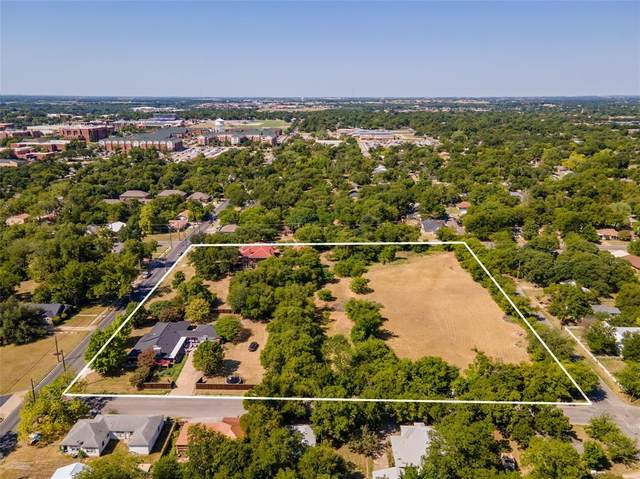 1083 W Frey Street, Stephenville, TX 76401 (MLS #14430756) :: All Cities USA Realty