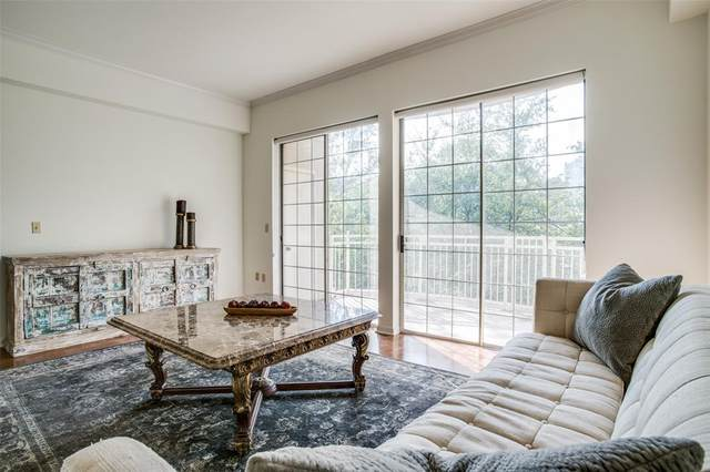3225 Turtle Creek Boulevard #330, Dallas, TX 75219 (MLS #14430987) :: Frankie Arthur Real Estate
