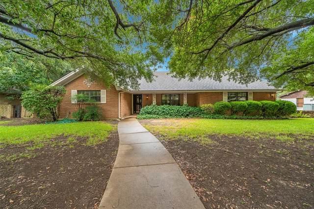 3609 Wedgway Drive, Fort Worth, TX 76133 (MLS #14431200) :: Frankie Arthur Real Estate
