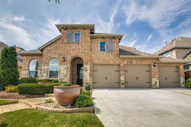 1609 Commons Way, Prosper, TX 75078 (MLS #14431390) :: The Kimberly Davis Group